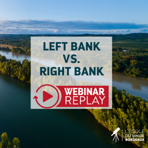 Left Bank versus right bank webinar replay