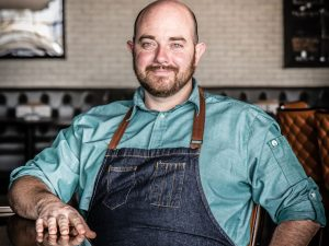 Justin Kingsley Hall, Executive Chef